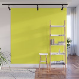 LIGHT YELLOW  Wall Mural