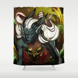 Dragon Age UNBOUND Shower Curtain