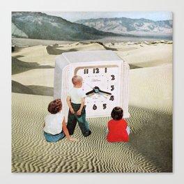 Time Zone VI Canvas Print