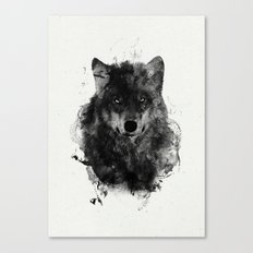 We are all Wolves Canvas Print