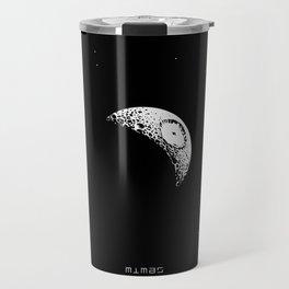MIMAS - The Real Death Star Travel Mug