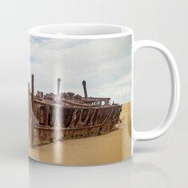SS Maheno Shipwreck Coffee Mug