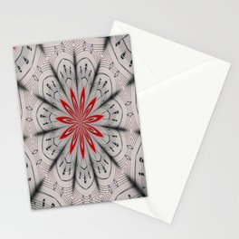 Our Tune Abstract Stationery Cards