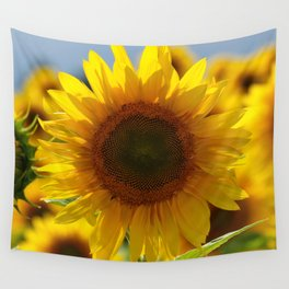 In the sun Wall Tapestry