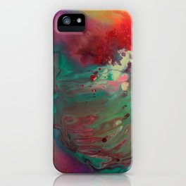 Joy to the Word iPhone Case