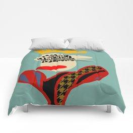 QUEEN OF STYLE Comforters