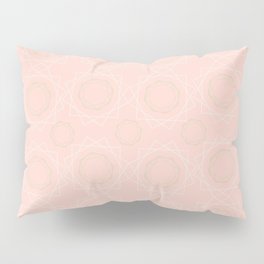 Starred diamond pattern Pillow Sham