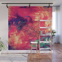 Abstract sky Wall Mural