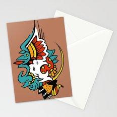 Eagle Sunset Stationery Cards
