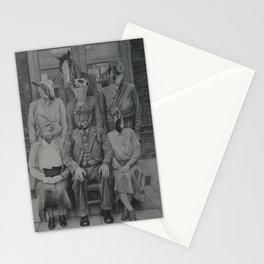 Office Politics Stationery Cards