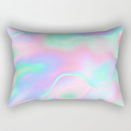 Holograph Rectangular Pillow