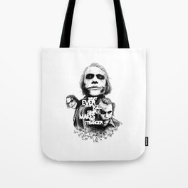Agent of Chaos Tote Bag