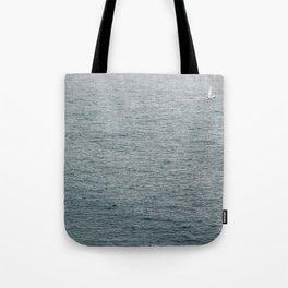 Lost Sailor Tote Bag