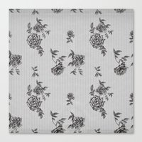 wallpaper Canvas Prints featuring WallpAper by  Wiipo