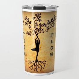 Yoga Flow Travel Mug