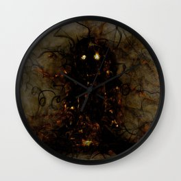 Revenant of a Childhood Toy Wall Clock