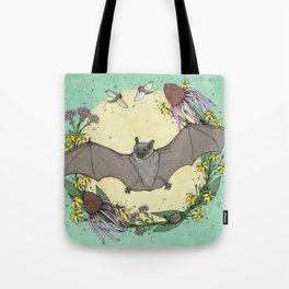 big brown bat. Tote Bag