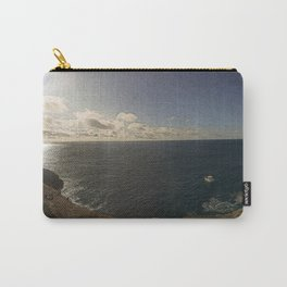 Hawaii Blue Carry-All Pouch