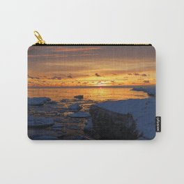 Pere Marquette Beach, Muskegon, MI Carry-All Pouch