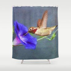 Seasons End Shower Curtain