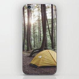 Camp Vibes II iPhone Skin