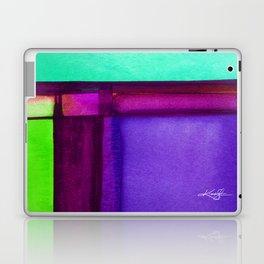 Color Block 4 by Kathy Morton Stanion Laptop & iPad Skin