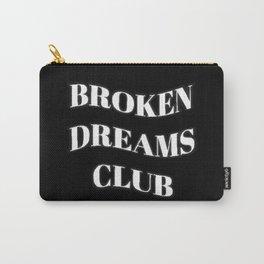 Broken Dreams Club Monochrome Carry-All Pouch