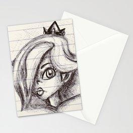 Rosalina Noire Stationery Cards