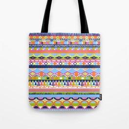 Summer Doodle Tote Bag
