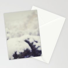 winter is here Stationery Cards