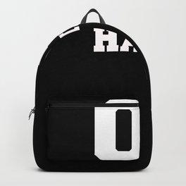 Hanna name t-shirt birthday shirt for Hanna Backpack