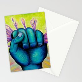 The Slip - Mazuir Ross Stationery Cards