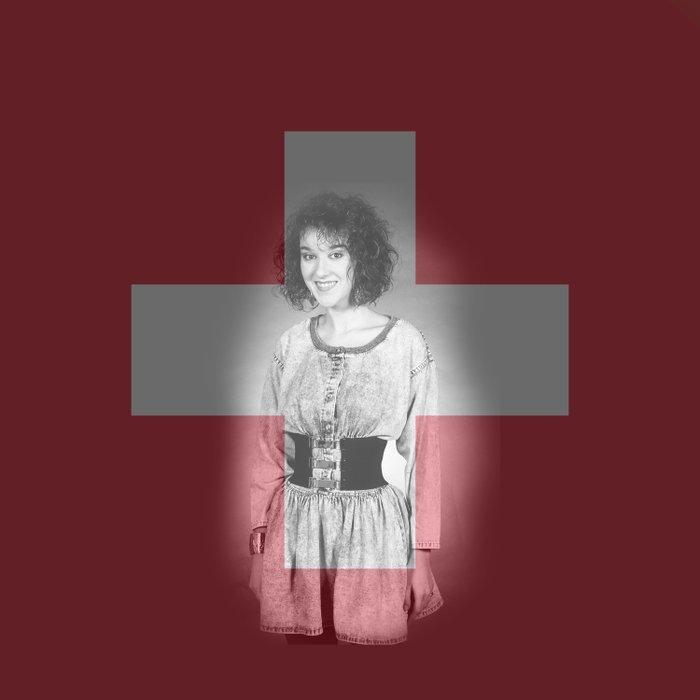 ESC Switzerland 1988 Duvet Cover