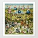 Hieronymus Bosch by roarandshine