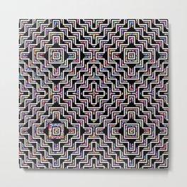 A-mazing colour Metal Print
