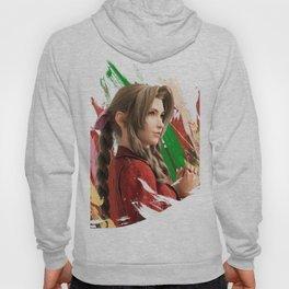 Aerith Gainsborough Final Fantasy Hoody