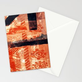Artesanato Indígena (indigenous crafts) Stationery Cards