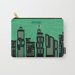 Pitch : Une vision digitale Carry-All Pouch