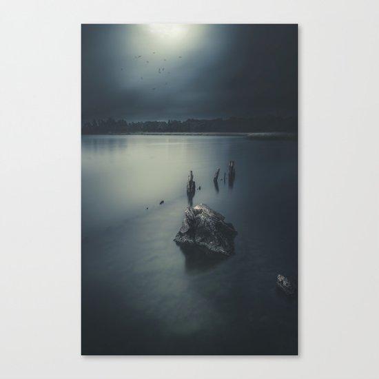 Rude boys II Canvas Print