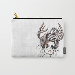 Oh honey deer Carry-All Pouch