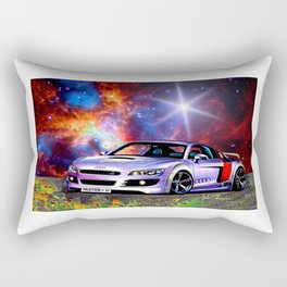 Cosmic Audie Super car Rectangular Pillow