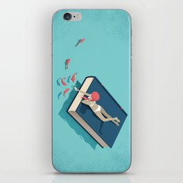 Relaxing iPhone Skin