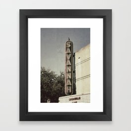 Savannah Framed Art Print