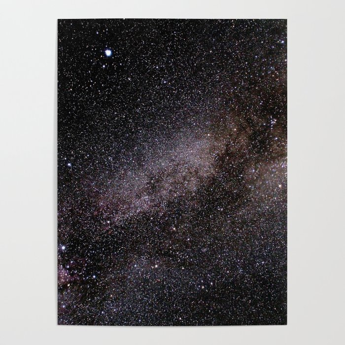 The Milky Way Poster