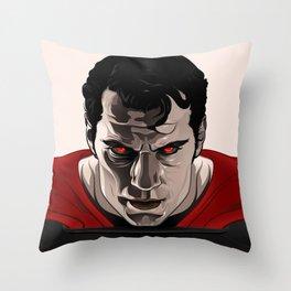 Kal-El (Man of Steel) Throw Pillow