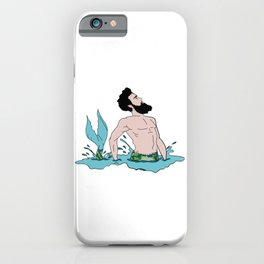 Majestic Mer Man 3 iPhone Case
