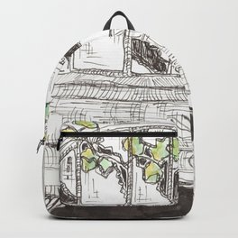 city detail Backpack