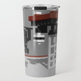 BruceLee Commodore 64 game tribute Travel Mug