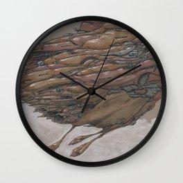 Sky Weight 4 Wall Clock