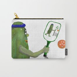 Pickleball Is Fun! Carry-All Pouch